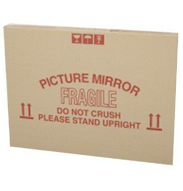 """""""fragile"""" picture box"""